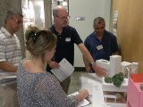 UCLA Extension Landscape Architecture Student Show Judging